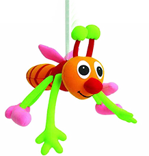 bouncy spring toys