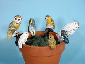 animal pothangers, flower pot decorations, animal garden ornaments