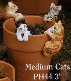 Bird plant pot decor, animals to hang on flowerpots, animal pothangers, plant pot decorations