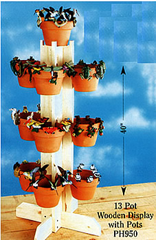 Pot Hanger Displays