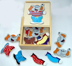 custume puzzle, wooden puzzle, toy puzzle, boxed wooden puzzle