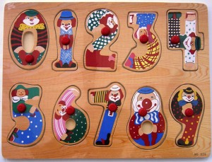 numbers puzzle, wooden puzzle, toy puzzle, peg puzzle, educational toy