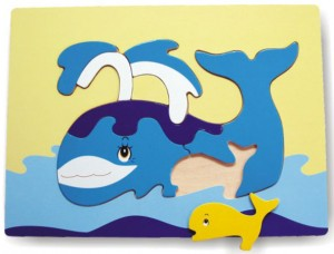 fish puzzle, whale puzzle, wooden puzzle, toy puzzle, wooden jigsaw puzzle, educational toy