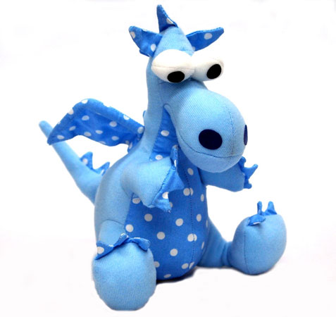 dragon toy, plush toy, soft toy