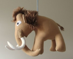 Spring Animal Mammoth